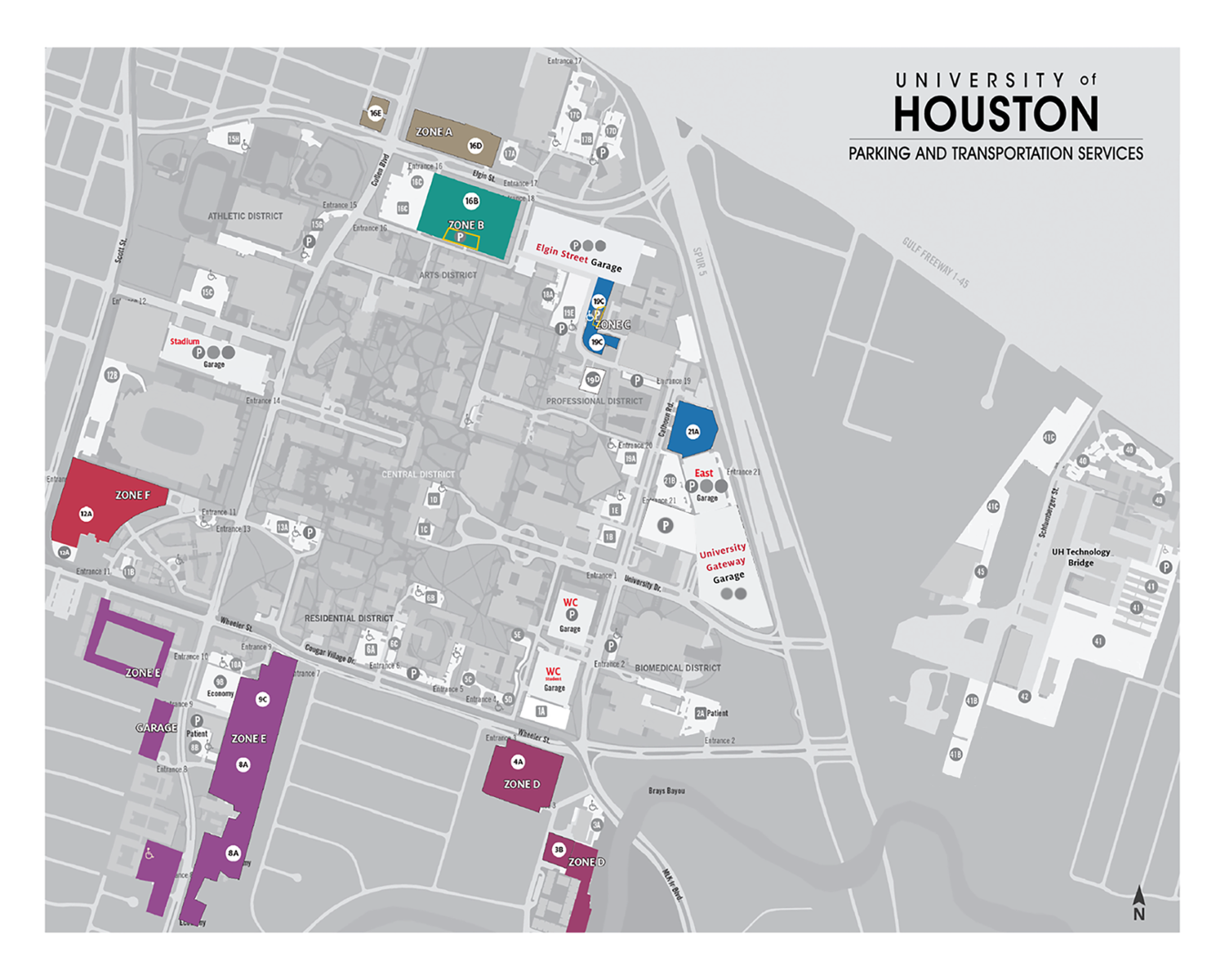 Parking Maps - University of Houston on u texas commencement, ut austin building map, u of arizona campus map, u albany campus map, u pitt campus map, university of texas map, u texas computer science, u new haven campus map, u of idaho campus map, u texas map network drive,