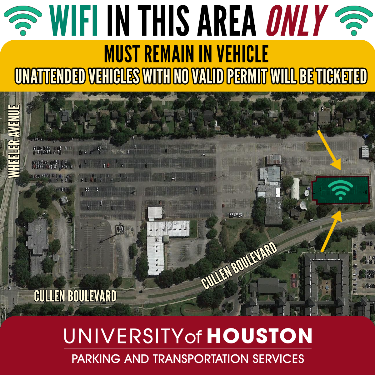 Uh Christmas Break 2020 A&F Parking and Transportation Services   University of Houston