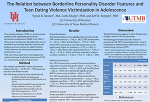 Adolescent dating violence victimization and psychological well being 3