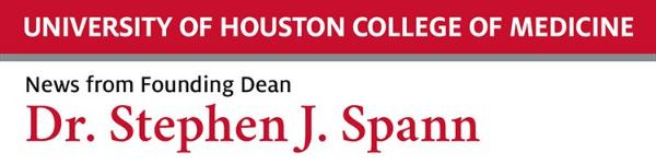 Spann's newsletter header