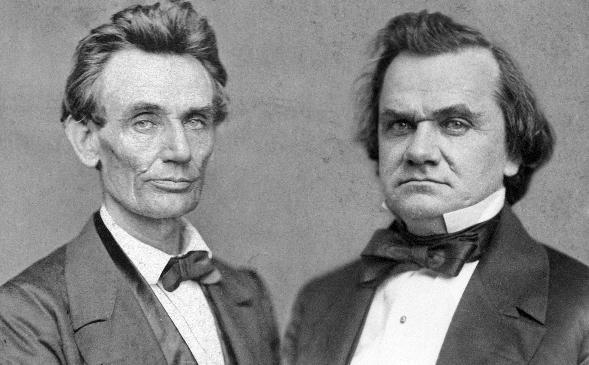 No. 3128: Lincoln-Douglas Debates