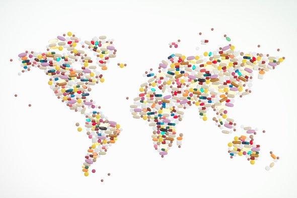 prueba de diabetes de worldmapper
