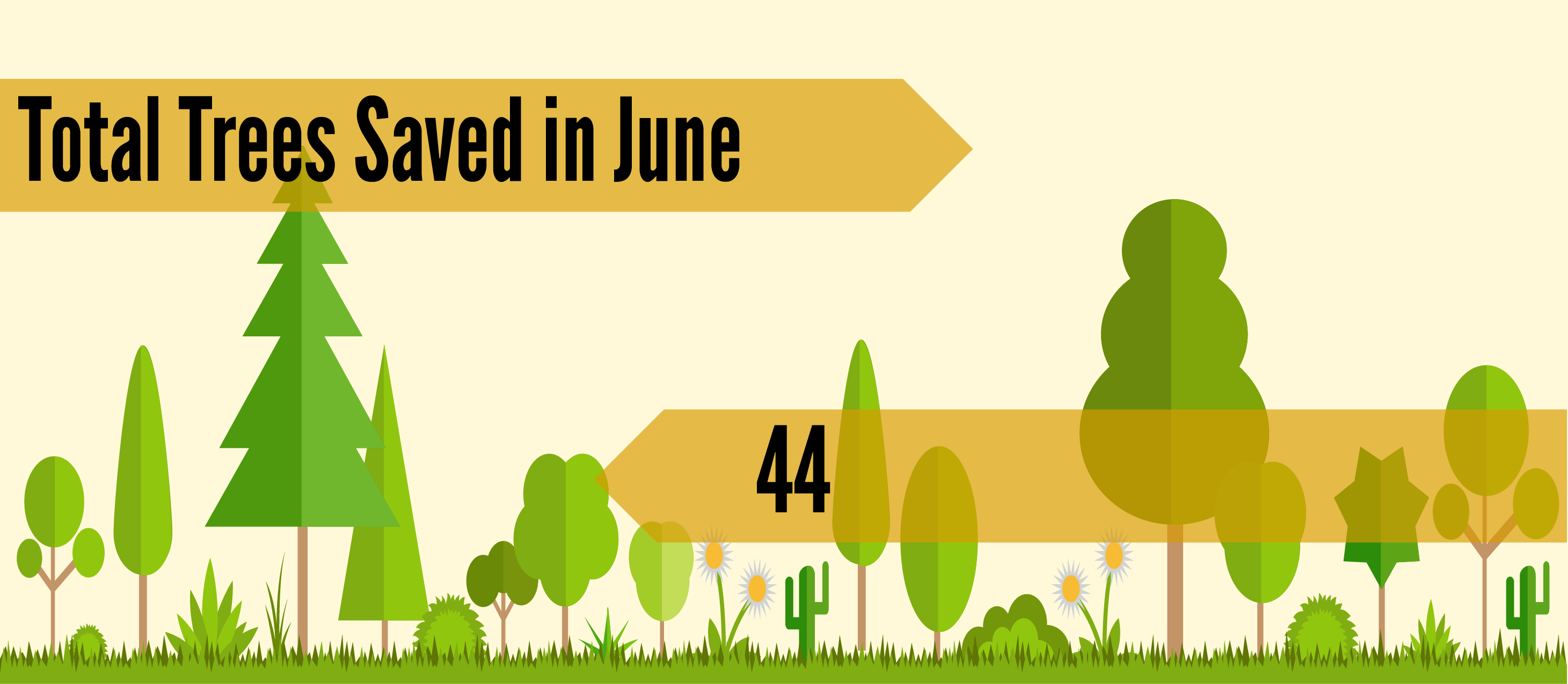 Tree Saved June