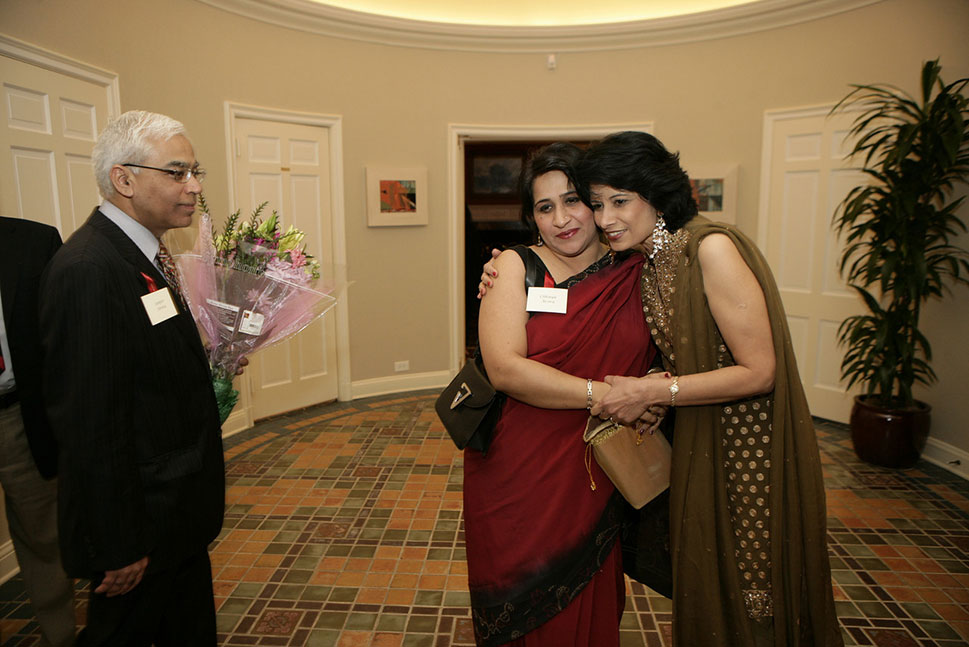 Indian Consul General Reception