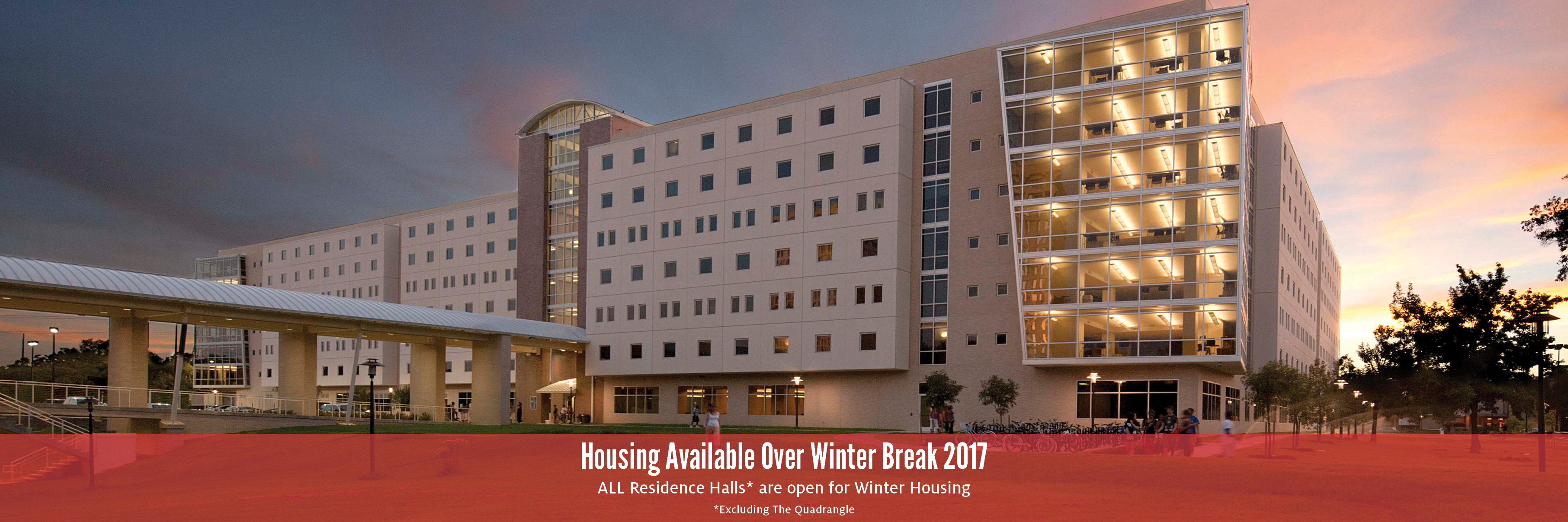 Uh Christmas Break 2020 ON CAMPUS HOUSING BEING EXPANDED TO INCLUDE THE WINTER BREAK