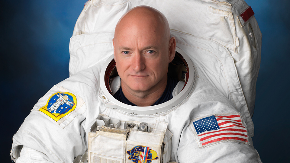 Astronaut Scott Kelly to Deliver 2016 Commencement Address