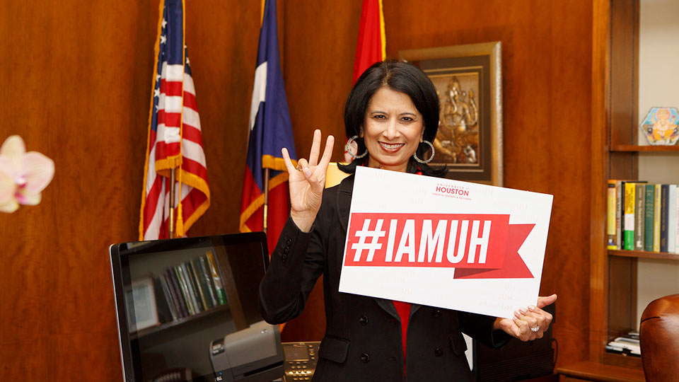 #IAmUH Campaign Spotlights Diversity of Campus Community