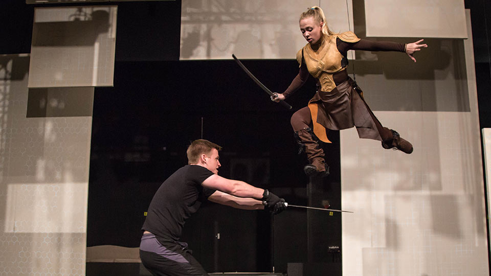UH School of Theatre & Dance Presents 'She Kills Monsters'
