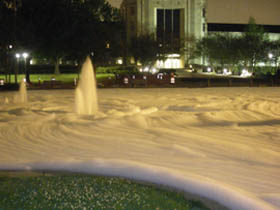 Cullen Plaza Fountain