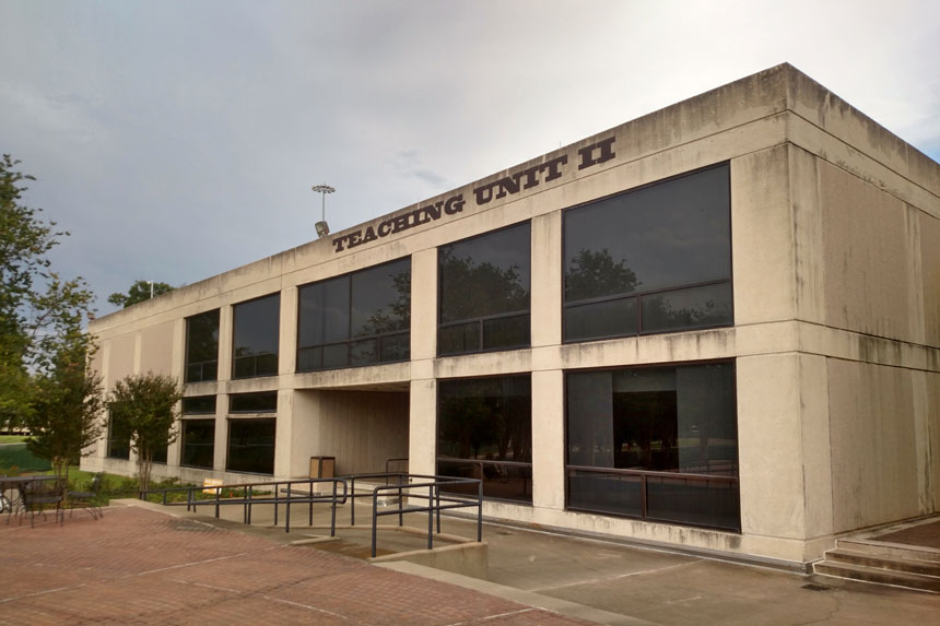 Teaching Unit 2 Building