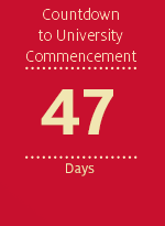 Countdown to University Commencement - 47 days