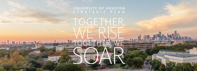 University of Houston, Together We Rise, Together, We Soar