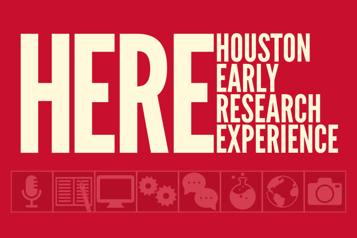Houston Early Research Experience (HERE)