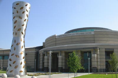 photo of the Campus Recreation & Wellness Center