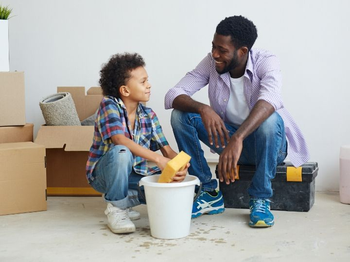 Childhood Chores Not Related to Self-Control Development