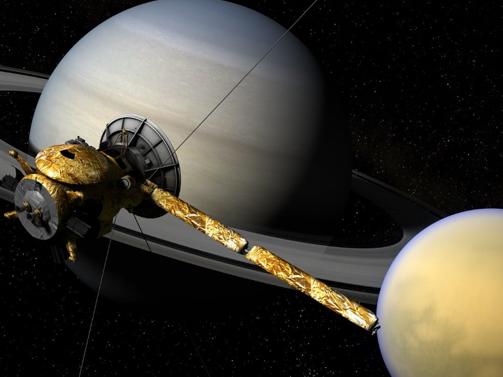 A Study of Saturn's Largest Moon May Offer Insights for Earth