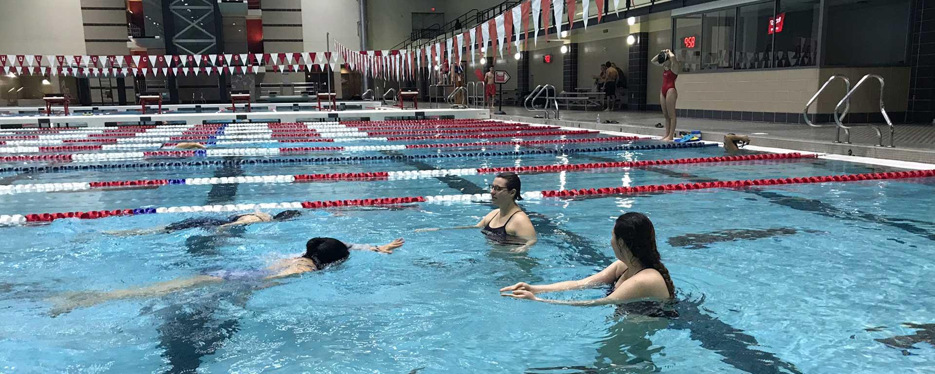 Aquatics - University of Houston