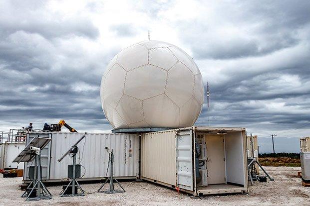 C-BAND Precipitation Radar