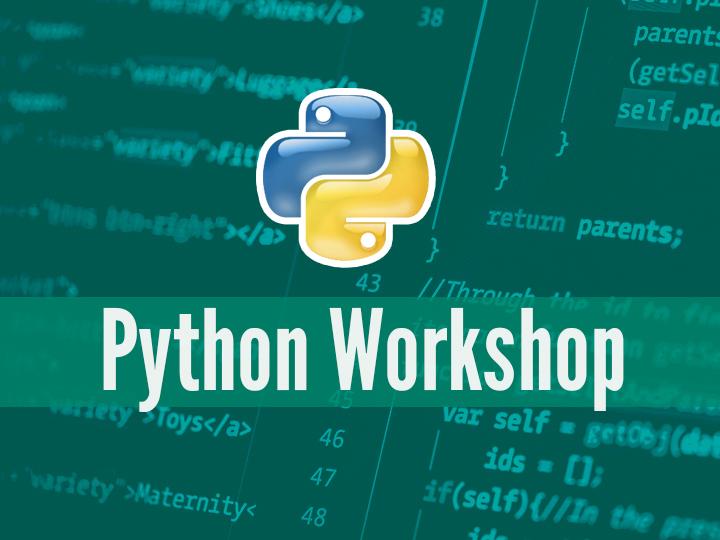 Python Workshop logo