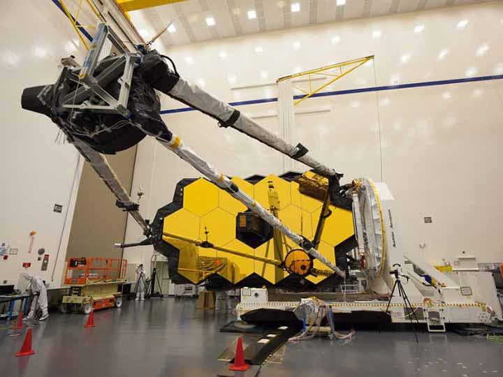 The James Webb Telescope NASA