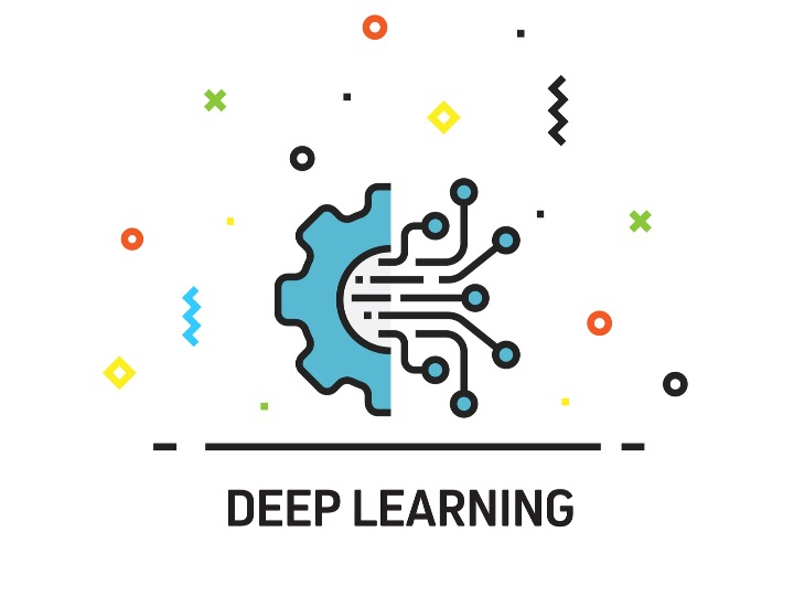 deep learning graphic