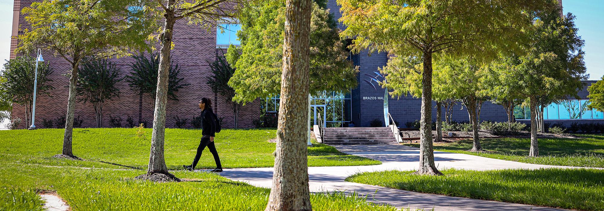 Brazos Hall UH Sugar Land campus