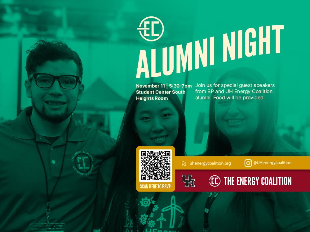Energy Coalition: Alumni Night Image