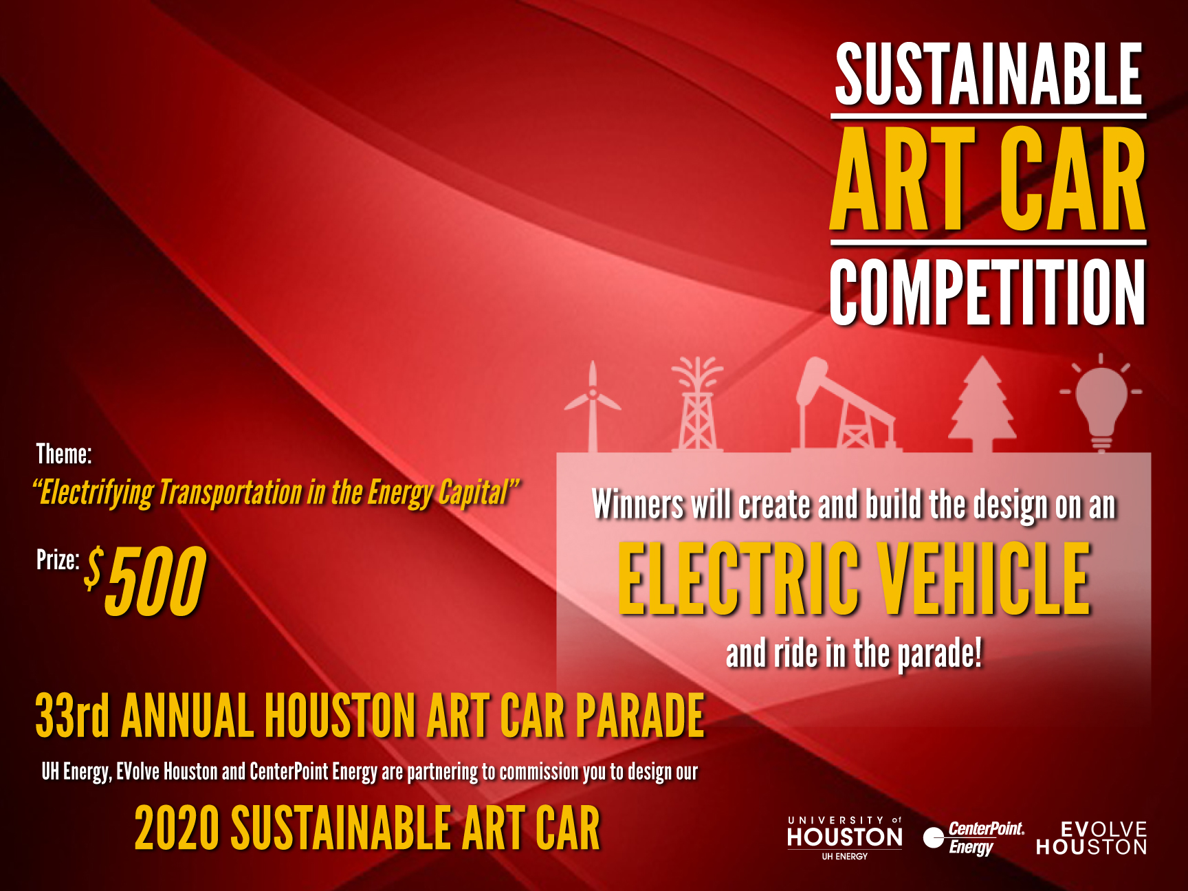 2020 Sustainable Art Car Competition