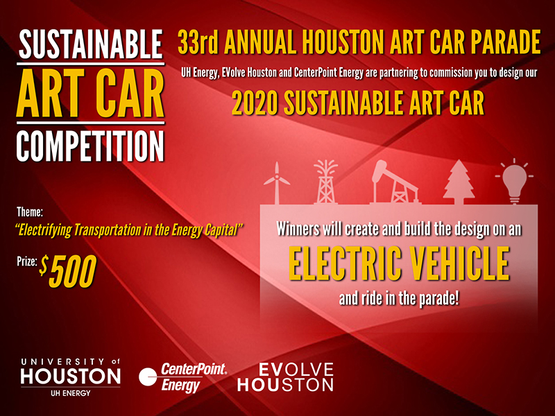 2020 Sustainable Art Car Competition Sign-Up