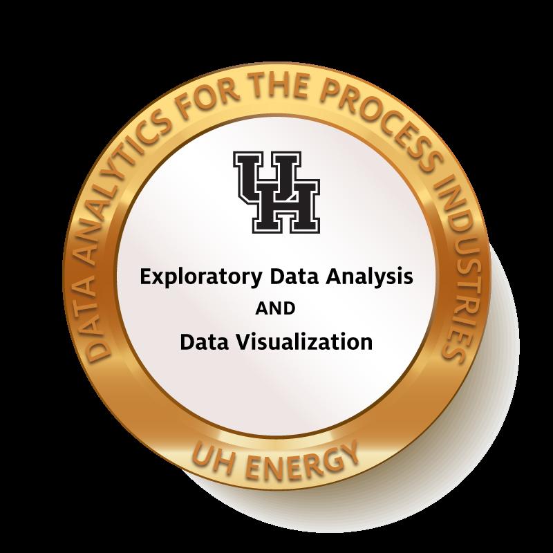 Exploratory Data Analysis & Data Visualization Badge Image