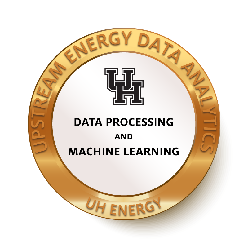 Data Processing and Machine Learning Badge 1 Image