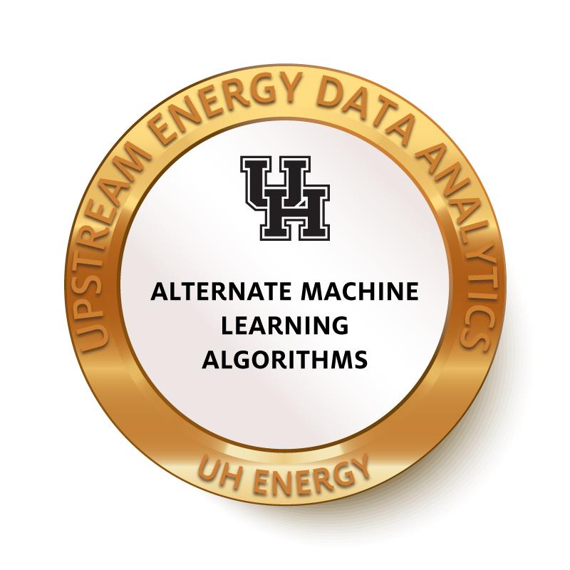 Alternate Machine Learning Algorithms Badge 3 Image
