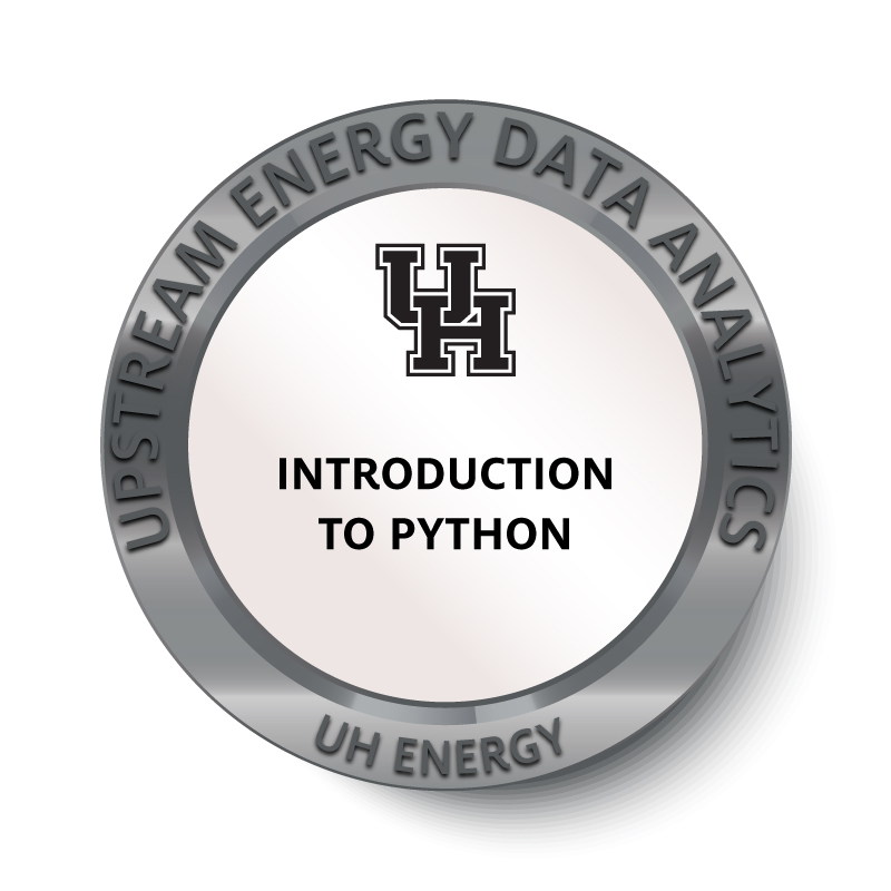 Introduction to Python Badge 4 Image
