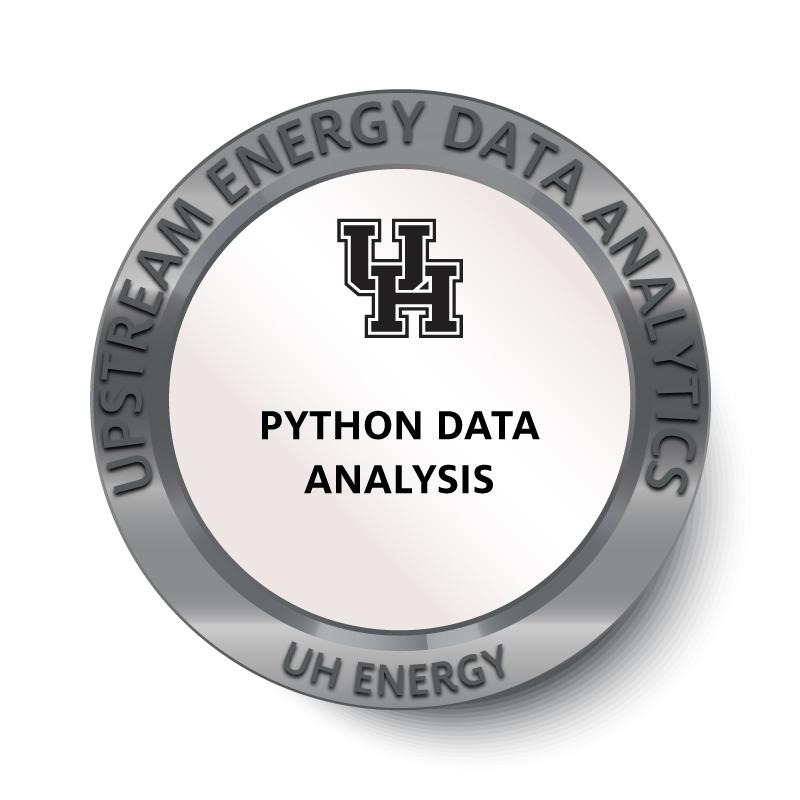 Python Data Analysis Badge 5 Image