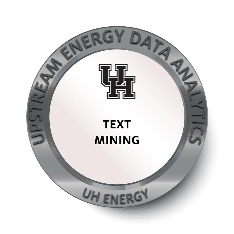 Text Mining Badge 6 Image