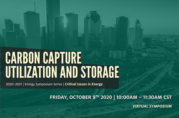 Carbon Capture Utilization and Storage Symposium