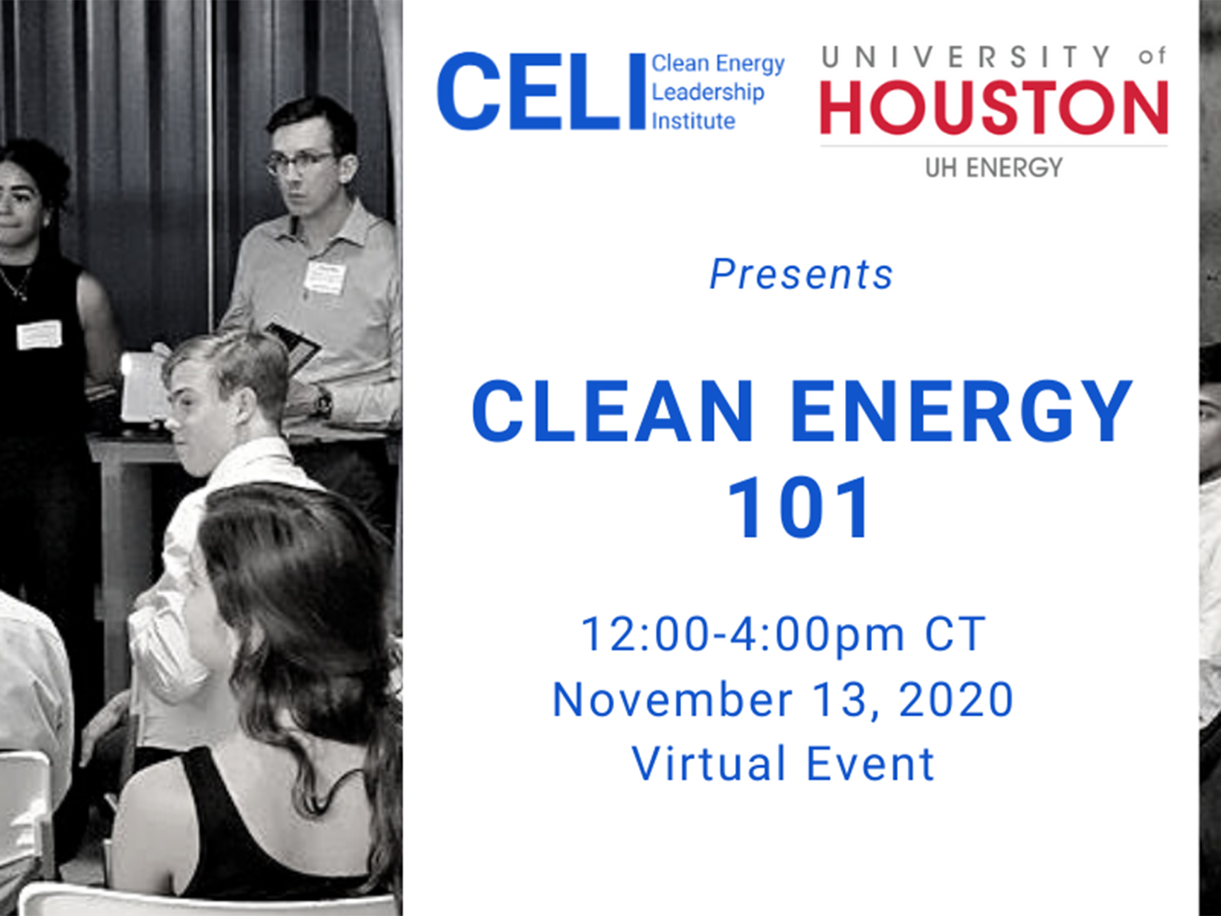 CELI's Clean Energy 101 Course Image