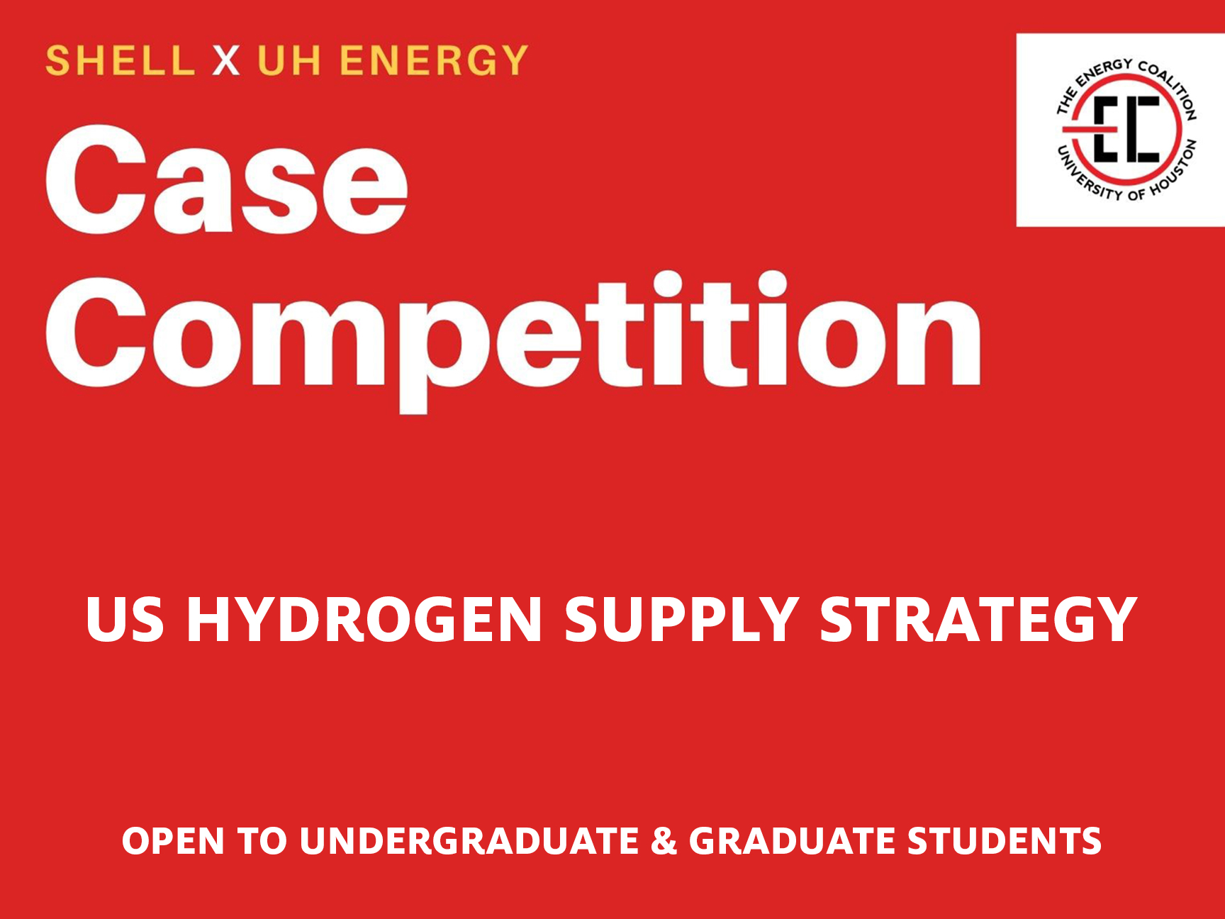 Shell Case Competition on US Hydrogen Supply Image