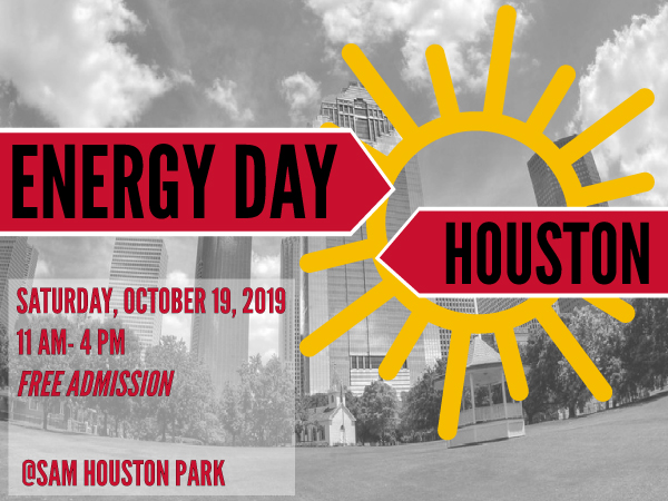 Energy Day Houston Banner Image