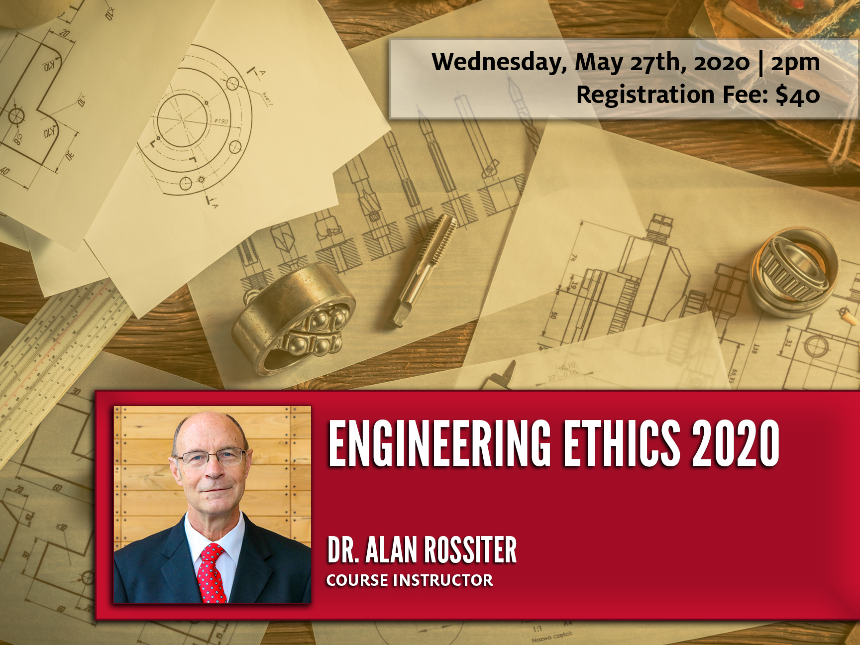 Engineering Ethics 2020 Online Course Image