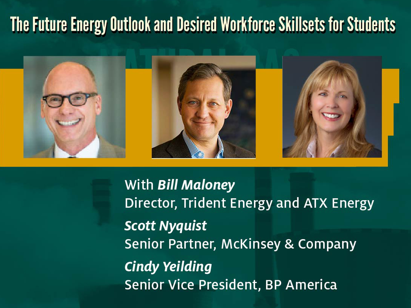 The Future Energy Outlook and Desired Workforce Skillsets for Students Image