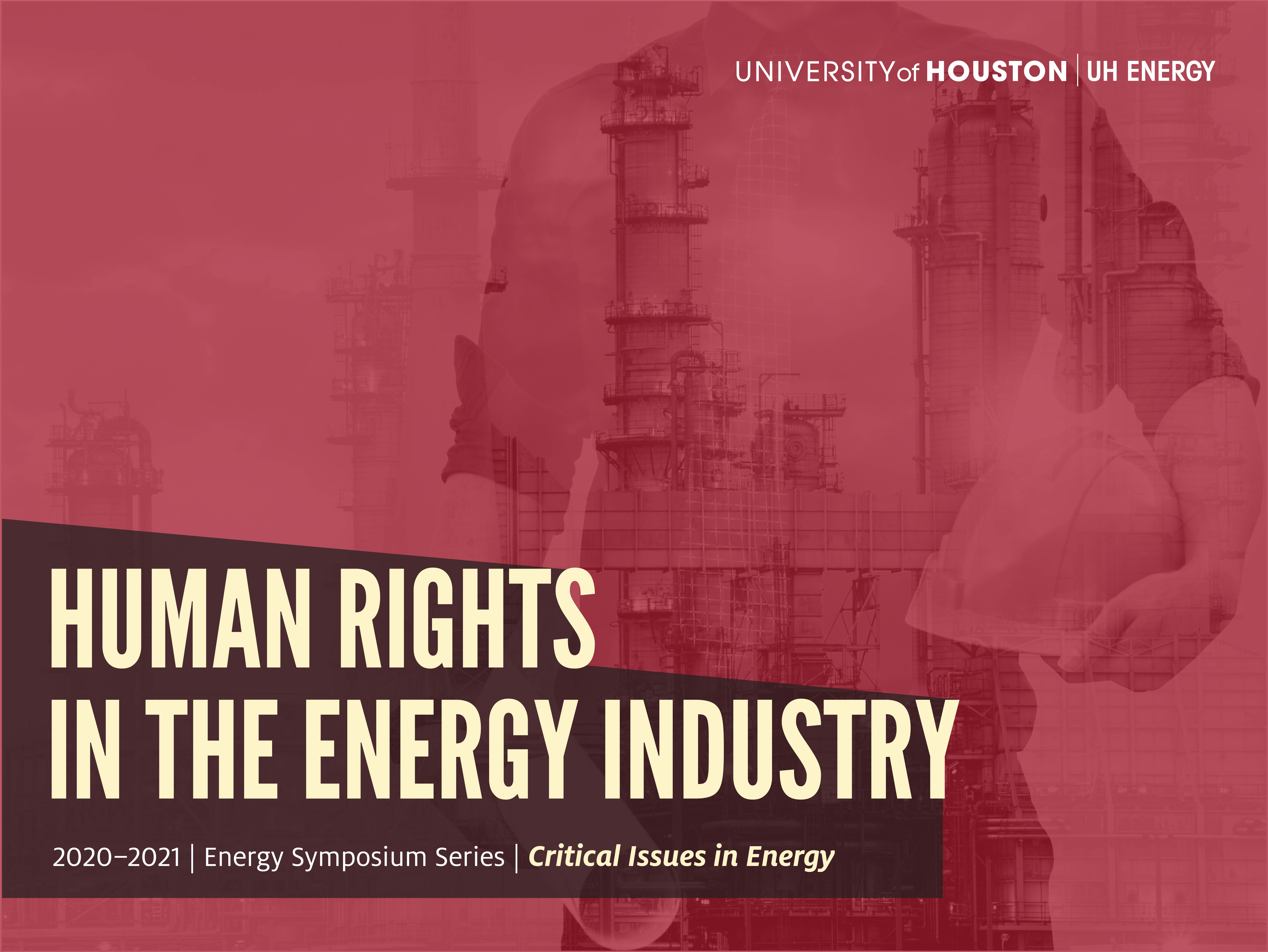 UH Energy Symposium Series: Human Rights in the Energy Industry Image