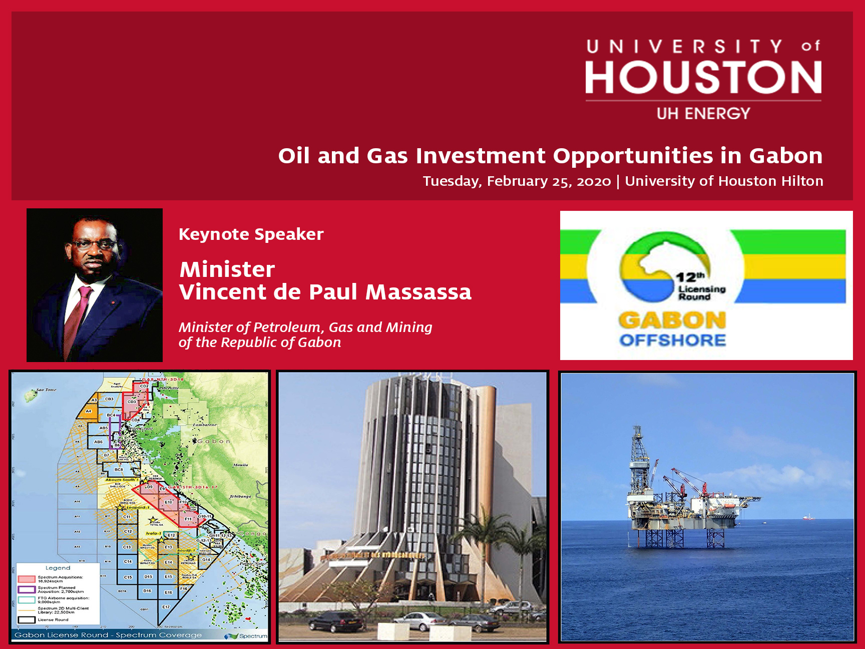 Oil and Gas Investment Opportunities in Gabon Banner Image