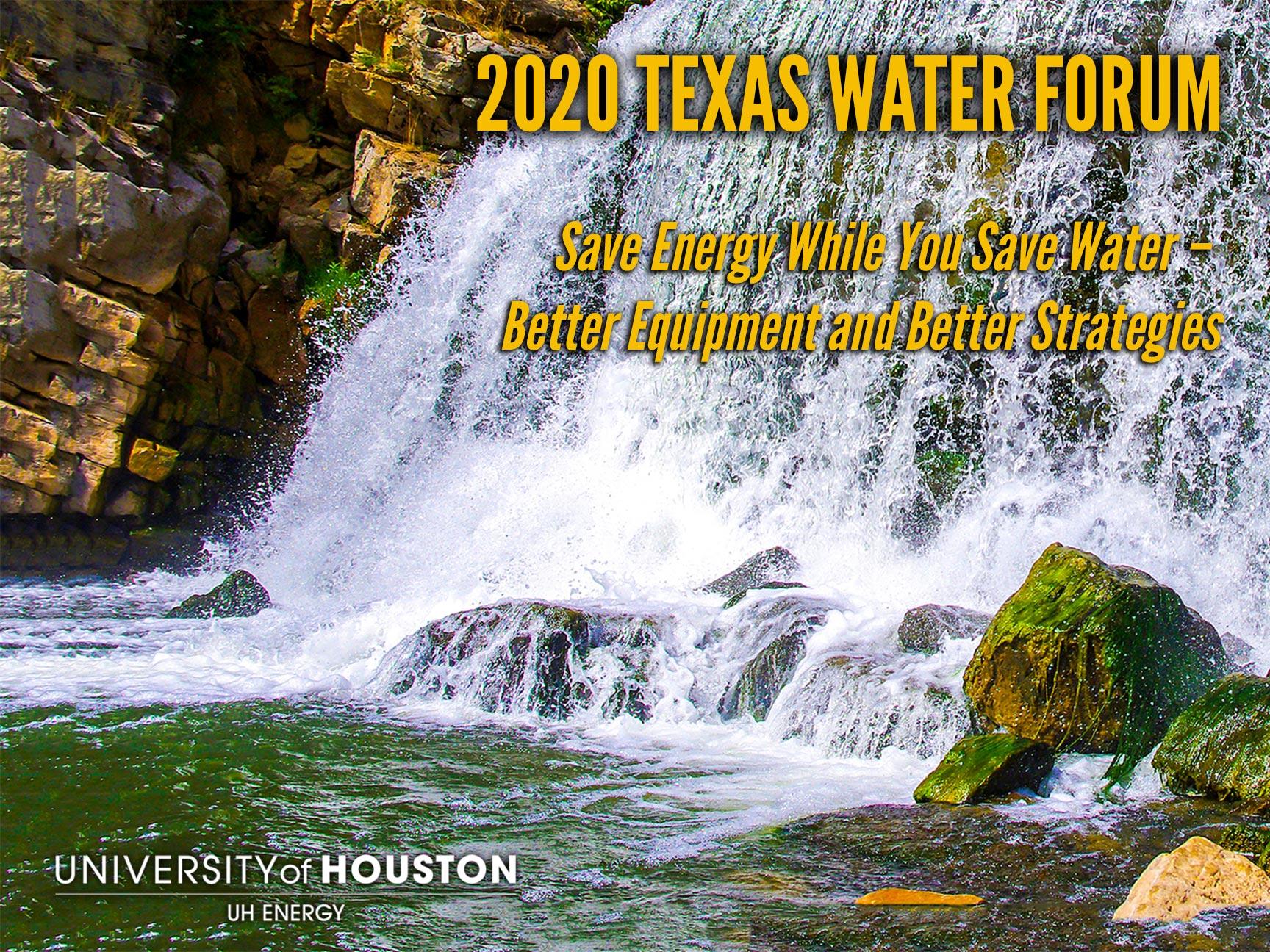2020 TEXAS WATER FORUM Image