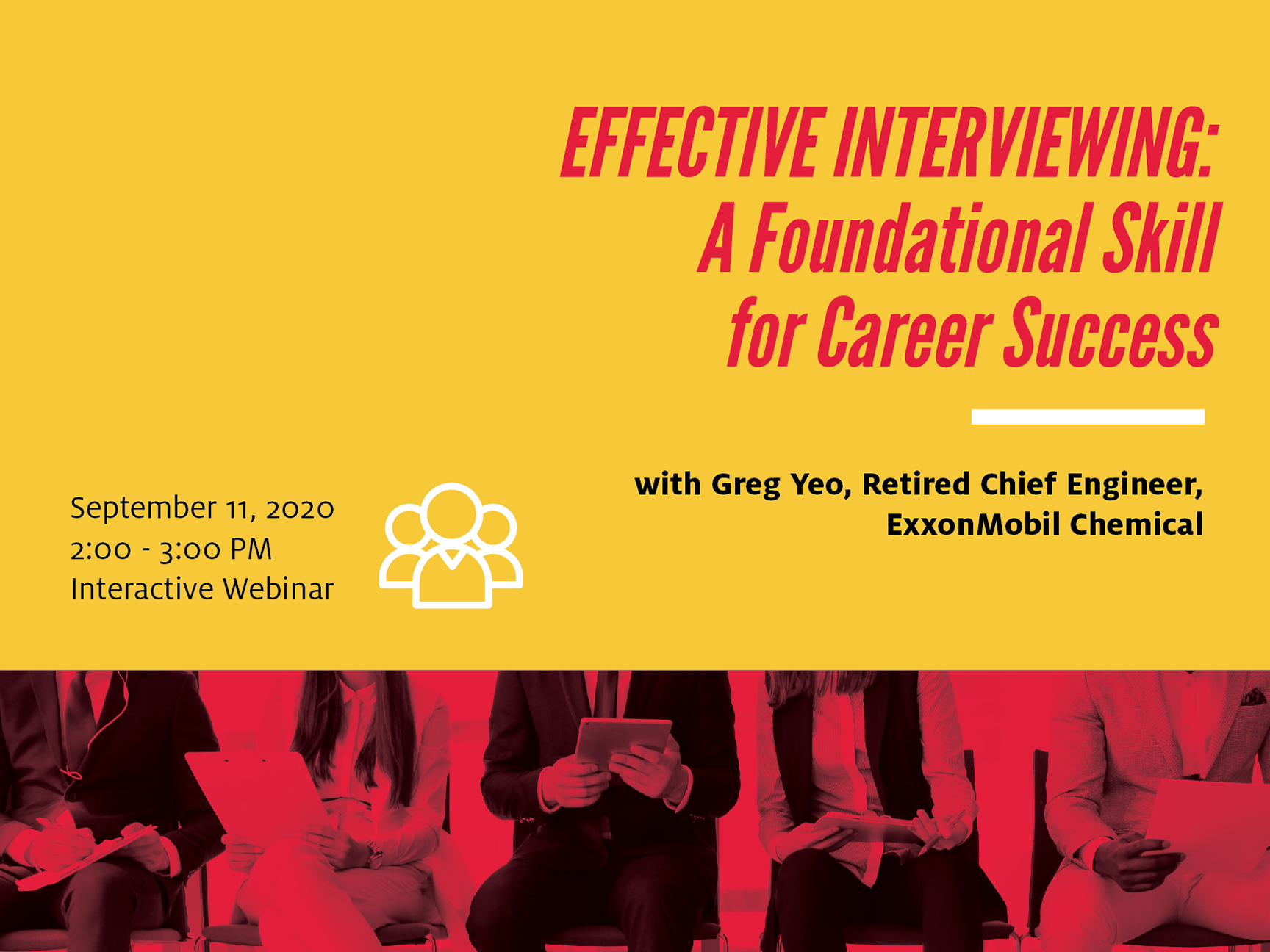Effective Interviewing: A Foundational Skill for Career Success Image