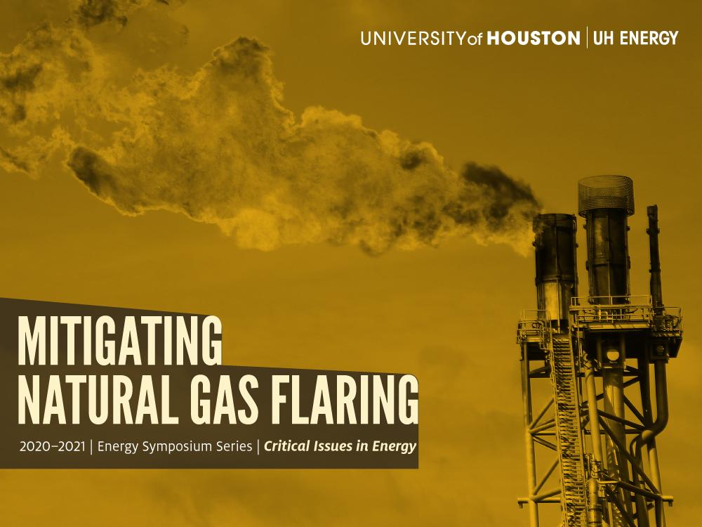 UH Energy Symposium Series: Mitigating Natural Gas Flaring Image