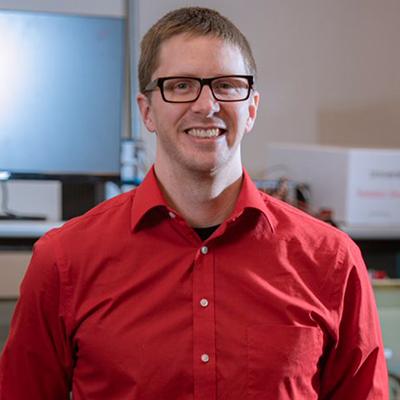 Image of Dr. Aaron Becker
