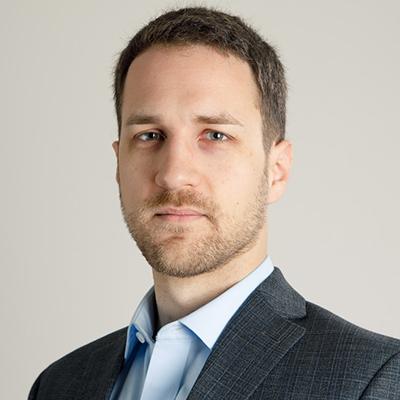 Image of Dr. Aron Laszka