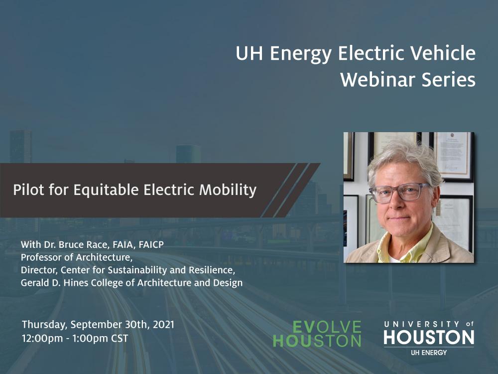 EV Webinar Series: Pilot for Equitable Electric Mobility Image