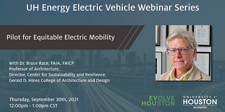 EV Webinar Series: Pilot for Equitable Electric Mobility - Click here to visit this page.